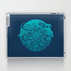 Aquatic Spectrum Laptop & iPad Skin