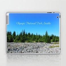 Olympic National Park landscape photography.  Laptop & iPad Skin