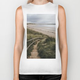 A day at the beach - Landscape and Nature Photography Biker Tank