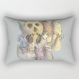 fairys kawaii vegan squad Rectangular Pillow