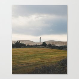 The Lonely Lighthouse Canvas Print