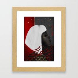 Shinjitsu no koi Framed Art Print
