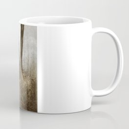 MIMICKED FORMS IN A MYSTERIOUS WOOD Coffee Mug