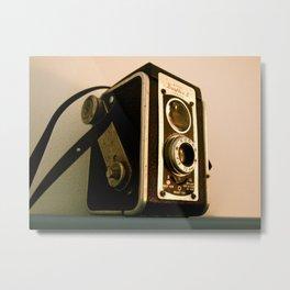 Capture Metal Print