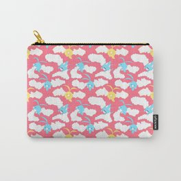 Swablu (pink) Carry-All Pouch