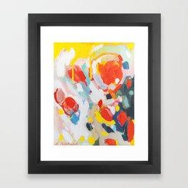 Color Study No. 6 Framed Art Print