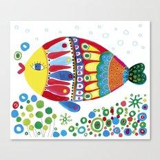 Fish3 Canvas Print