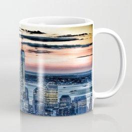 New York - Manhattan Landscape Coffee Mug
