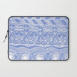 Periwinkle Blanket Laptop Sleeve