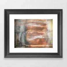 Wood Texture #2 Framed Art Print