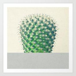Cactus Dip Art Print