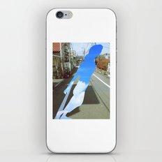 skygirl iPhone & iPod Skin