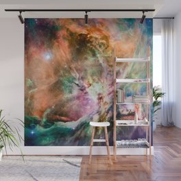 Different Slant on Orion Wall Mural