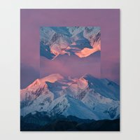 witchoria Canvas Prints featuring With abandon. by witchoria