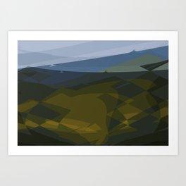 Alta 2 Art Print