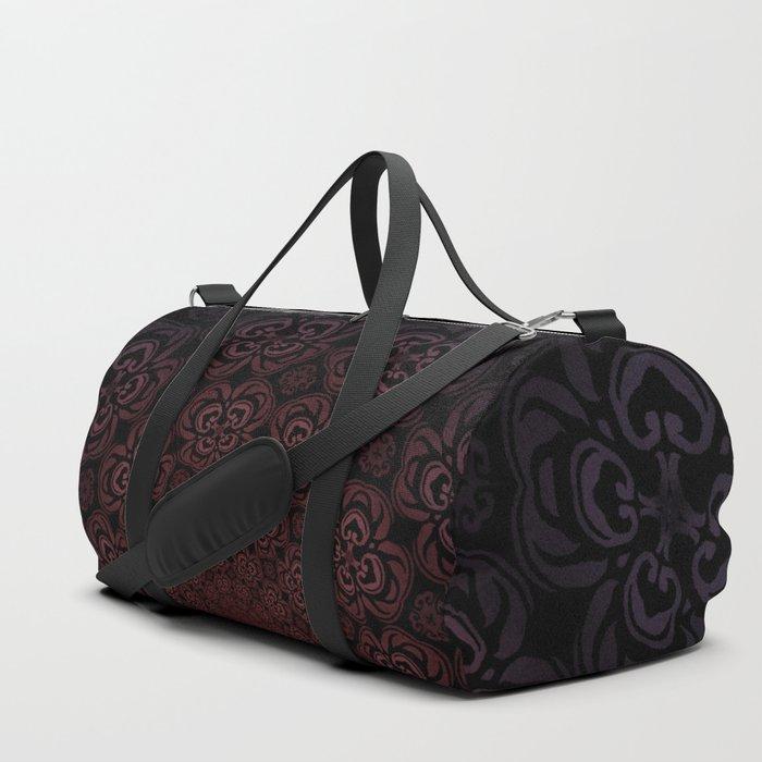 Pure Evil Pansies - Fall 2018 Duffle Bag