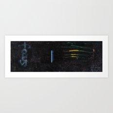 Colradreitry  Art Print