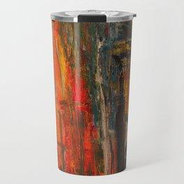 Scratch Fire Travel Mug