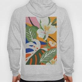 Garden - Abstract Art Hoody
