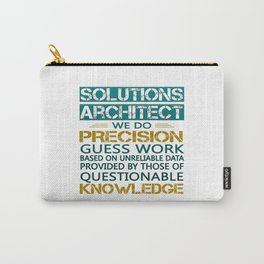 SOLUTIONS ARCHITECT Carry-All Pouch