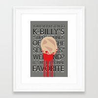 reservoir dogs Framed Art Prints featuring Reservoir Dogs by J.A.P.O