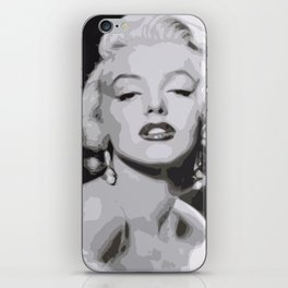 Marilyn Monroe iPhone Skin