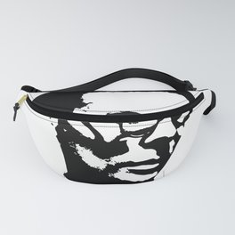 Words Can Pierce You   Aldous Leonard Huxley - The Power Of Literature Fanny Pack