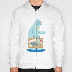 You're My Human Holiday Hoody