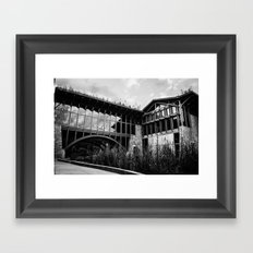 Heritage Center Framed Art Print
