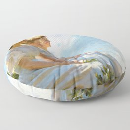 On The Heights - Digital Remastered Edition Floor Pillow