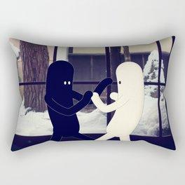 a r m o n i a i n t e r r o t t a Rectangular Pillow