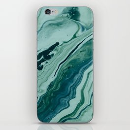 Blue Planet Marble iPhone Skin