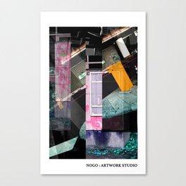 NOGO:ARTWORK STUDIO #013 Canvas Print
