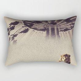 Luna Park Lion Rectangular Pillow