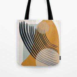 Abstract Shapes 33 Tote Bag