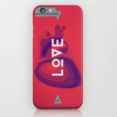 Love Heart iPhone 6s Slim Case