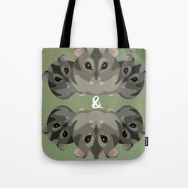 Hamsters 4 life Tote Bag