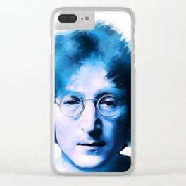 Imagine. Clear iPhone Case