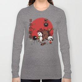 Kodamas & Susuwataris Long Sleeve T-shirt