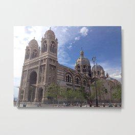 Cathedrale de la Major Metal Print
