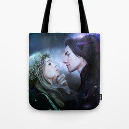 Hades and Persephone Tote Bag