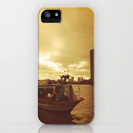 RIGHT HERE WAITING iPhone Case