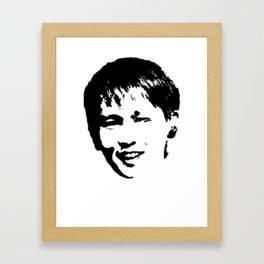 Shanghai's Head C MID Framed Art Print