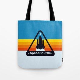 NASA Space Shuttle Badge Tote Bag