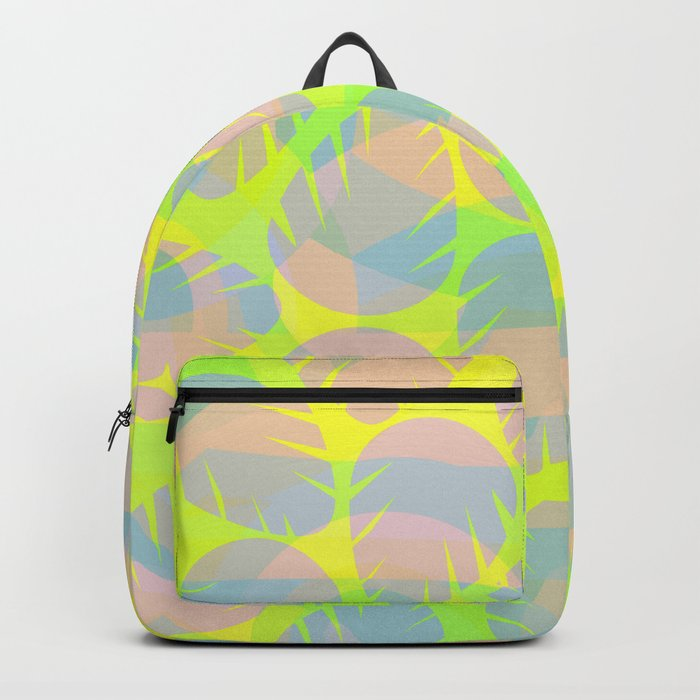 Bright leaves Backpack