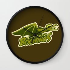 Dagobah Bogwings Wall Clock