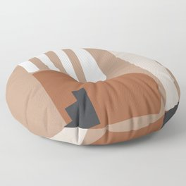Shape study #10 - Stackable Collection Floor Pillow