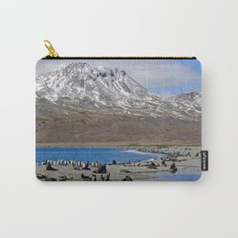 Fur Seals on the Beach Carry-All Pouch