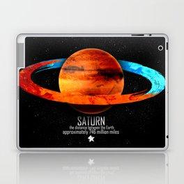 Saturn Laptop & iPad Skin
