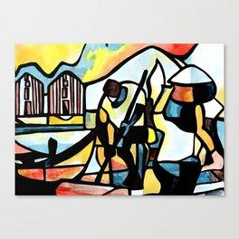 Salinas Canvas Print